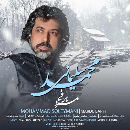 دانلود موزیک جدید مرد برفی از محمد سلیمانی