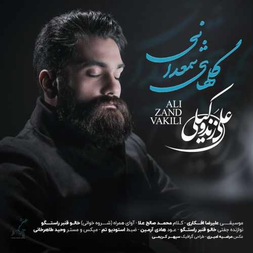 دانلود موزیک جدید گلهای شمعدانی از علی زند وکیلی