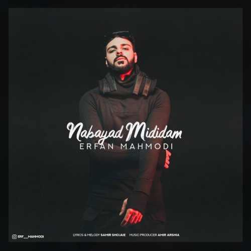 دانلود موزیک جدید نباید میدیدم از عرفان محمودی