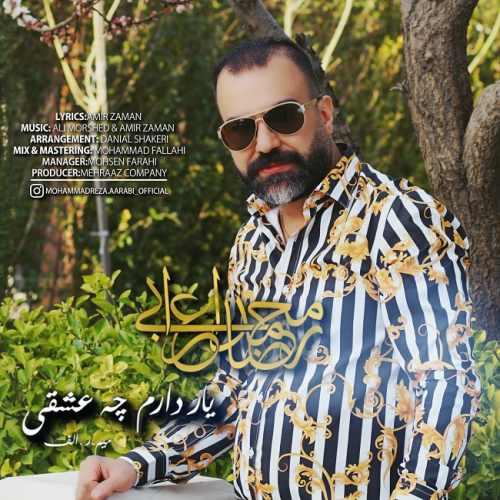 دانلود موزیک جدید یار دارم چه عشقی از محمدرضا اعرابی
