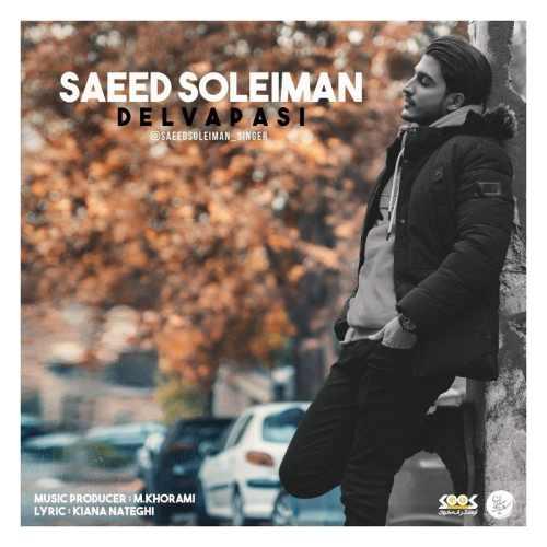 دانلود موزیک جدید دلواپسی از سعید سلیمان
