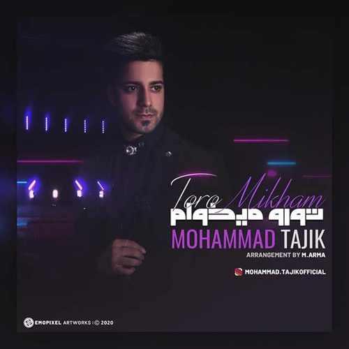 دانلود موزیک جدید تورو میخوام از محمد تاجیک