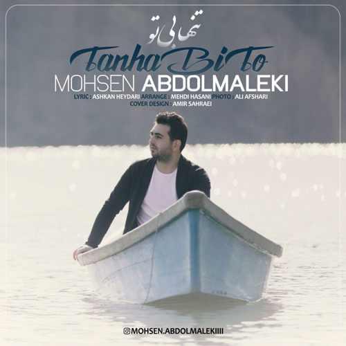 دانلود موزیک جدید تنها بی تو از محسن عبدالملکی