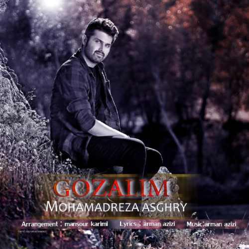 دانلود موزیک جدید گوزلیم از محمدرضا اصغری