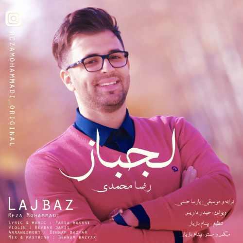دانلود موزیک جدید لجباز از رضا محمدی