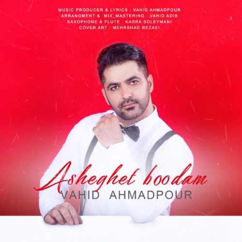 دانلود موزیک جدید عاشقت بودم از وحید احمدپور