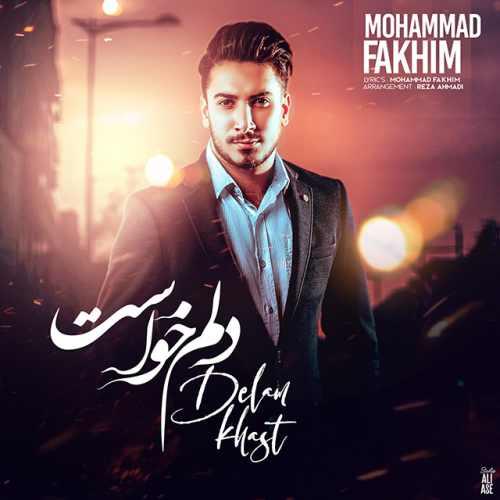 دانلود موزیک جدید دلم خواست از محمد فخیم