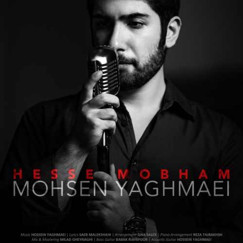 دانلود موزیک جدید حس مبهم از محسن یغمایی