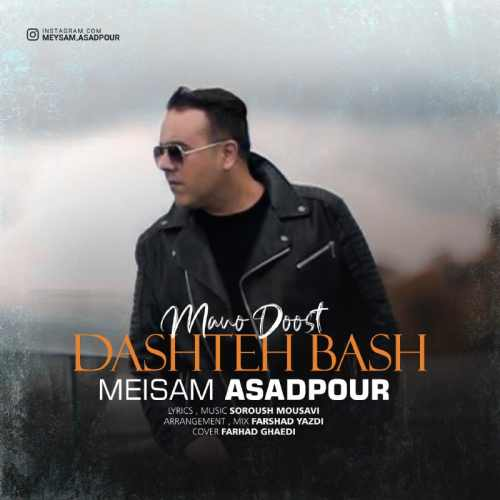 دانلود موزیک جدید منو دوست داشته باش از میثم اسدپور