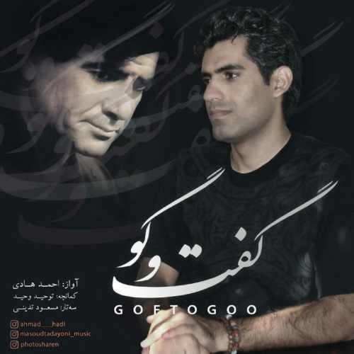 دانلود موزیک جدید گفت و گو از احمد هادی