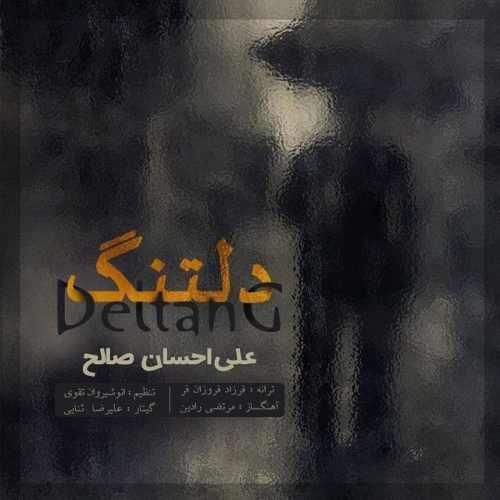 دانلود موزیک جدید دلتنگ از علی احسان صالح