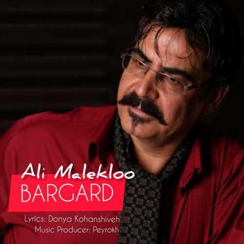 دانلود موزیک جدید برگرد از علی ملکلو