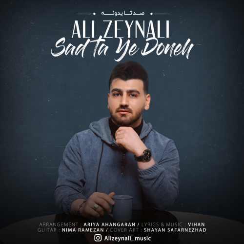 دانلود موزیک جدید صد تا یدونه از علی زینالی