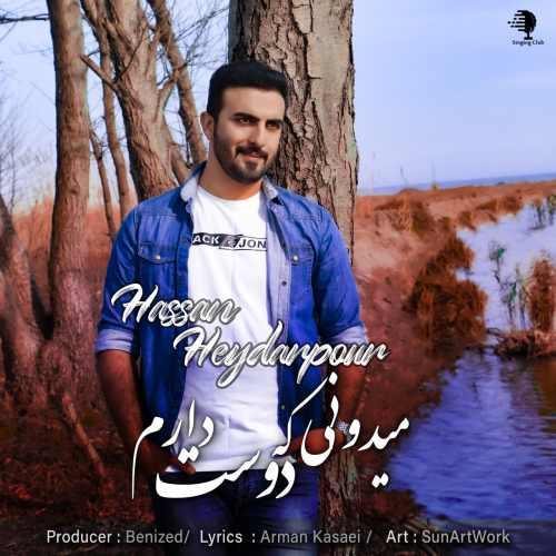 دانلود موزیک جدید میدونی که دوست دارم از حسن حیدرپور