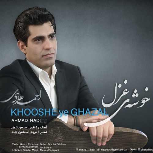 دانلود موزیک جدید خوشه غزل از احمد هادی