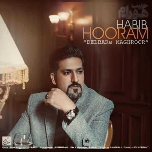 دانلود موزیک جدید دلبر مغرور از حبیب هورام