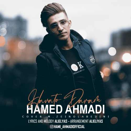 دانلود موزیک جدید هواتو دارم از حامد احمدی