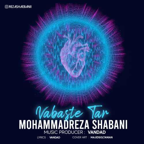 دانلود موزیک جدید وابسته تر از محمدرضا شعبانی