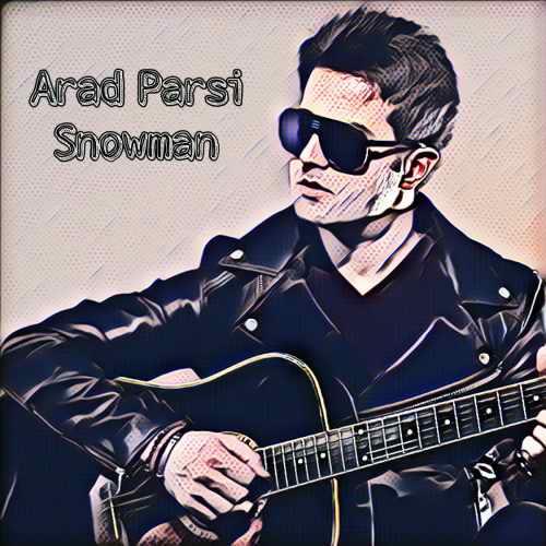 دانلود موزیک جدید آدم برفی از آراد پارسی